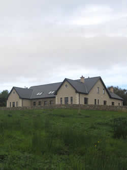 House in Dromahair, commuting distance to Sligo